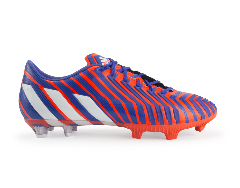 adidas Men's Predator Instinct FG Solar Red/White