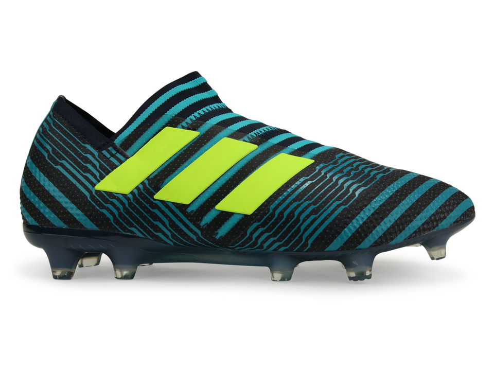 adidas Men's Nemeziz 17+ FG Legend Ink/Solar Yellow/Energy Blue