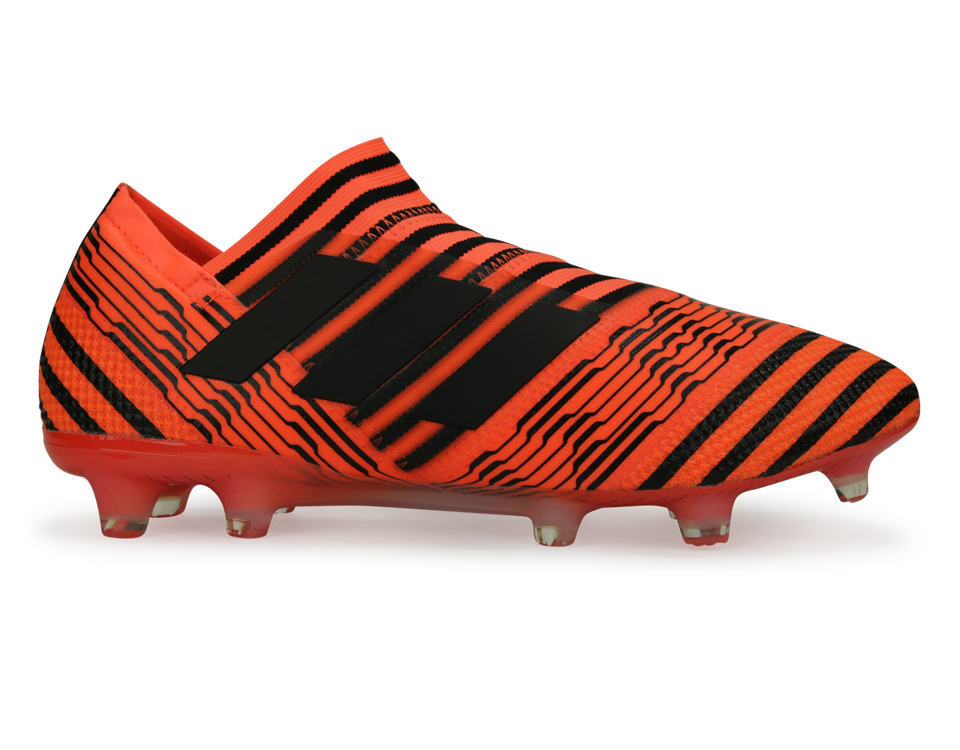 adidas Men's Nemeziz 17+ 360 Agility FG Solar Orange/Core Black