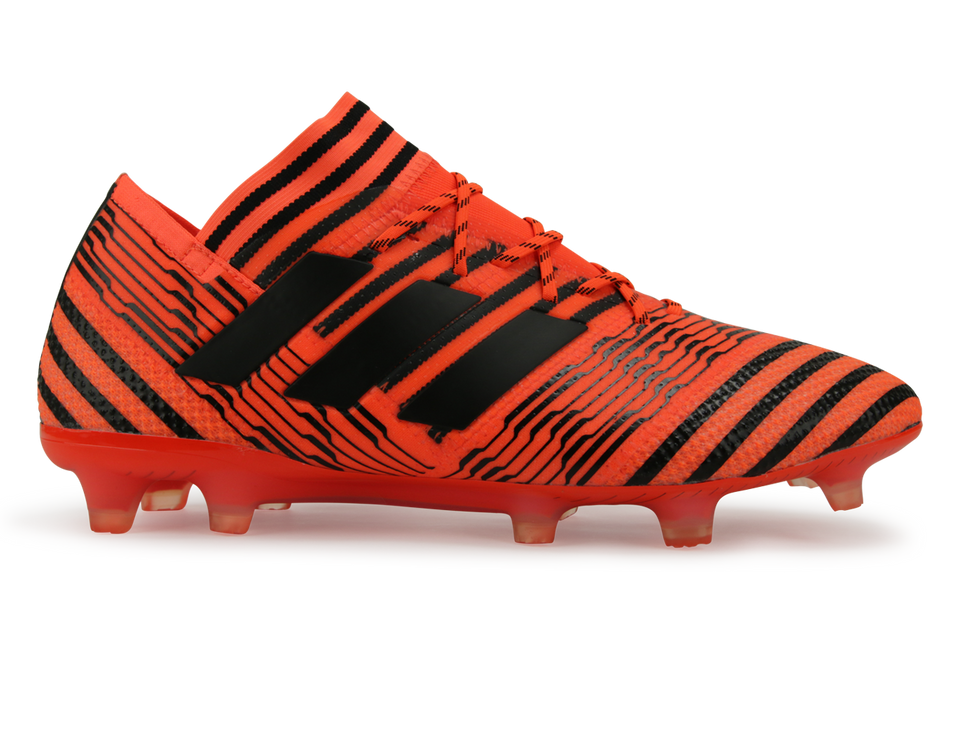 adidas Men's Nemeziz 17.1 FG Solar Orange/Core Black