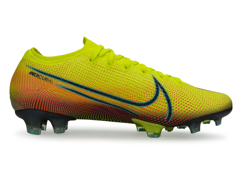 Nike Men's Mercurial Vapor 13 Elite MDS FG Lemon Venom/Aurora/Black