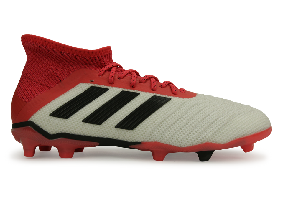 adidas Kids Predator 18.1 FG White/Core Black