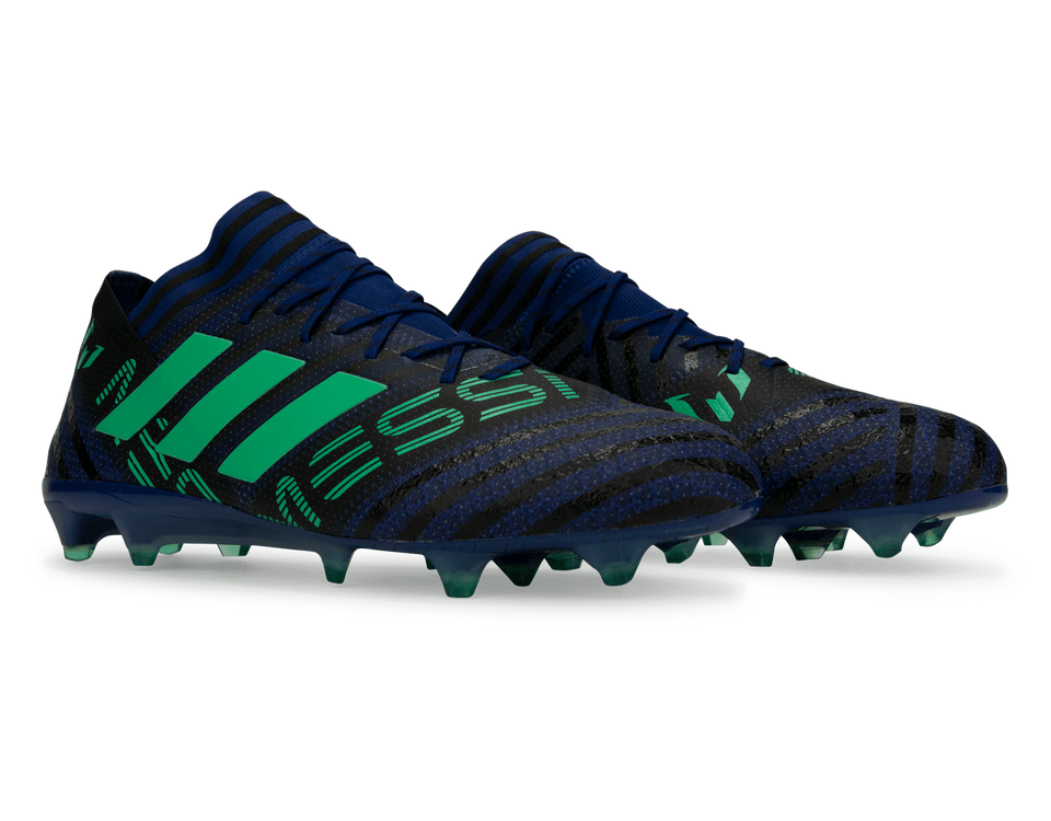 adidas Men's Nemeziz 17.1 Legend Ink/Solar Yellow/Energy Blue