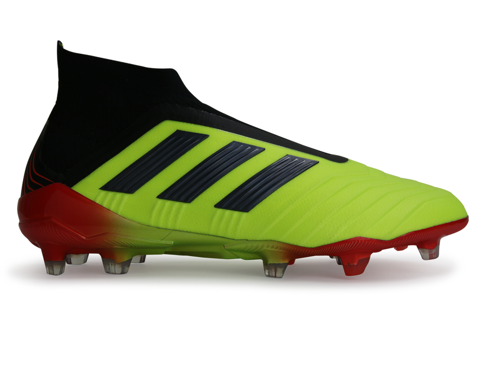 adidas Men's Predator 18+ FG Solar Yellow/Core Black