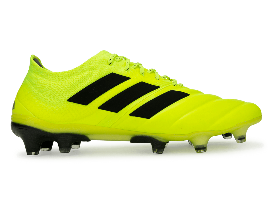 adidas Men's Copa 19.1 FG Solar Yellow