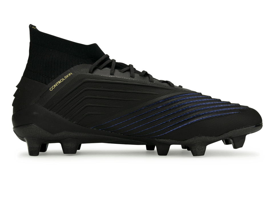 adidas Men's Predator 19.1 FG Black