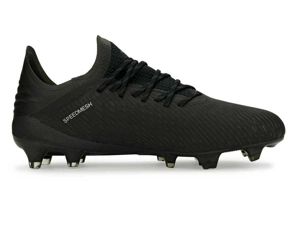 adidas Men's X 19.1 FG Core Black