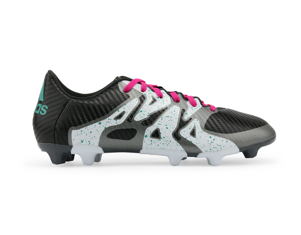 adidas Kids X 15.3 FG/AG Core Black