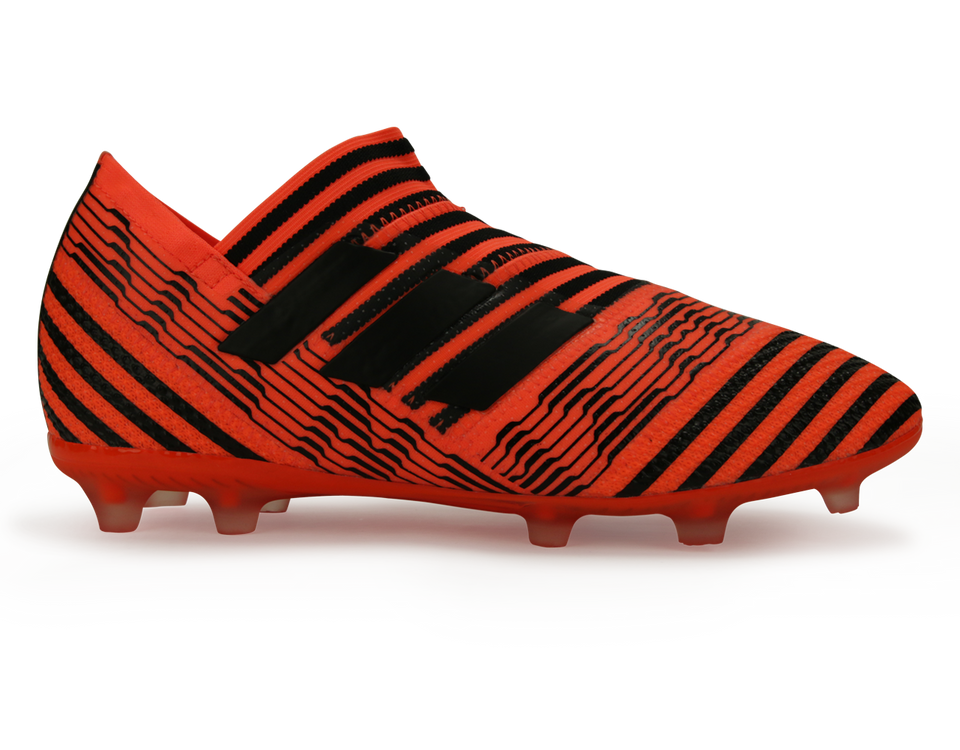 adidas Kids Nemeziz 17+ FG Solar Orange/Core Black