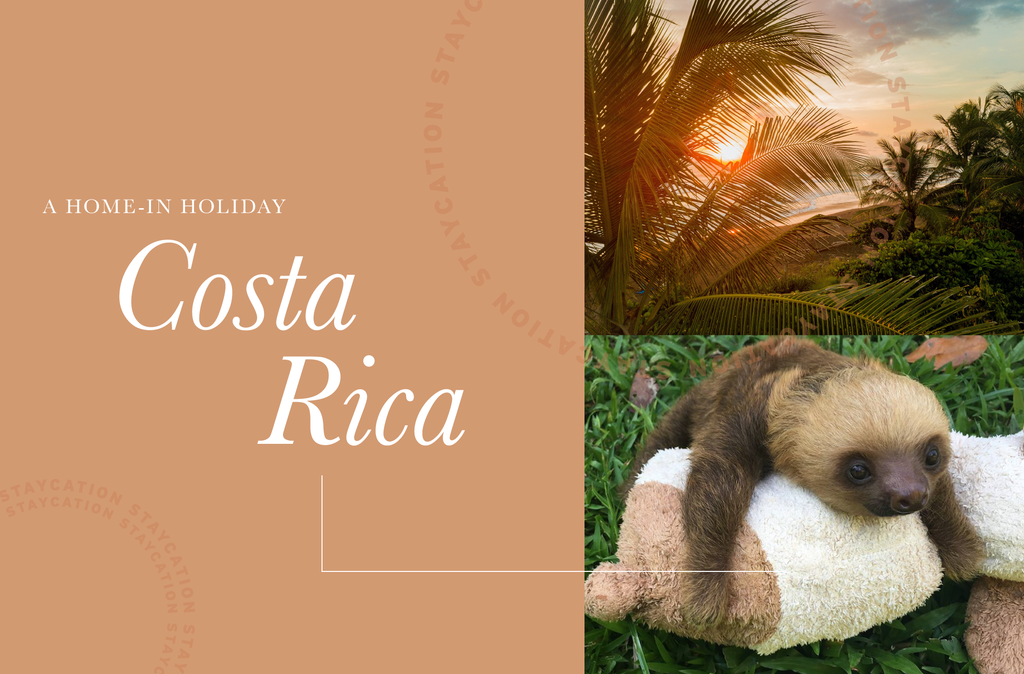 Costa Rica: An Imaginary Vacation