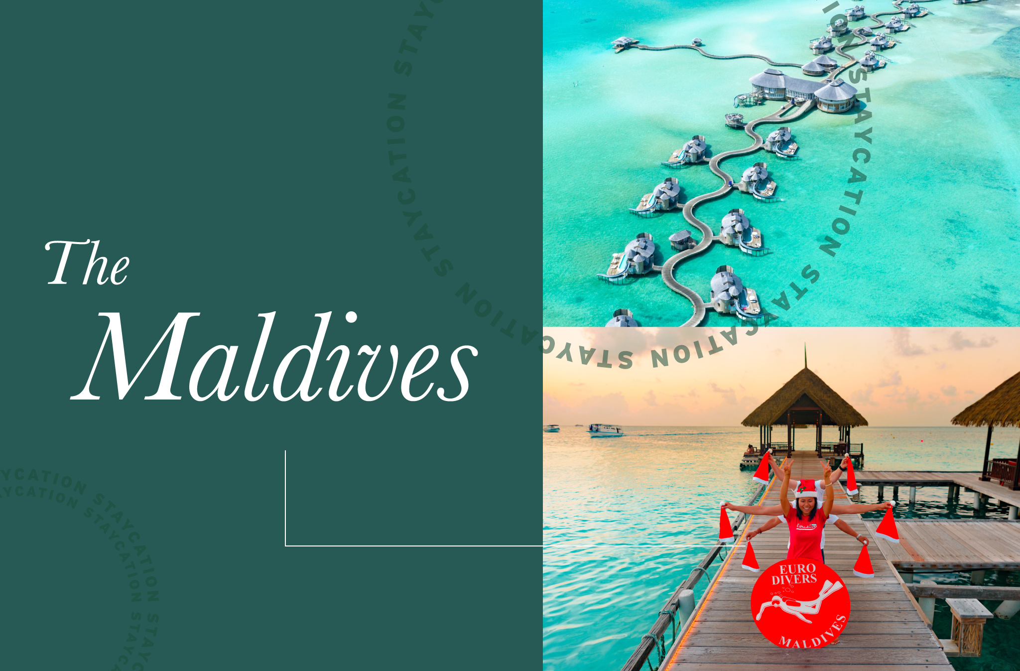 The Maldives: An Imaginary Vacation