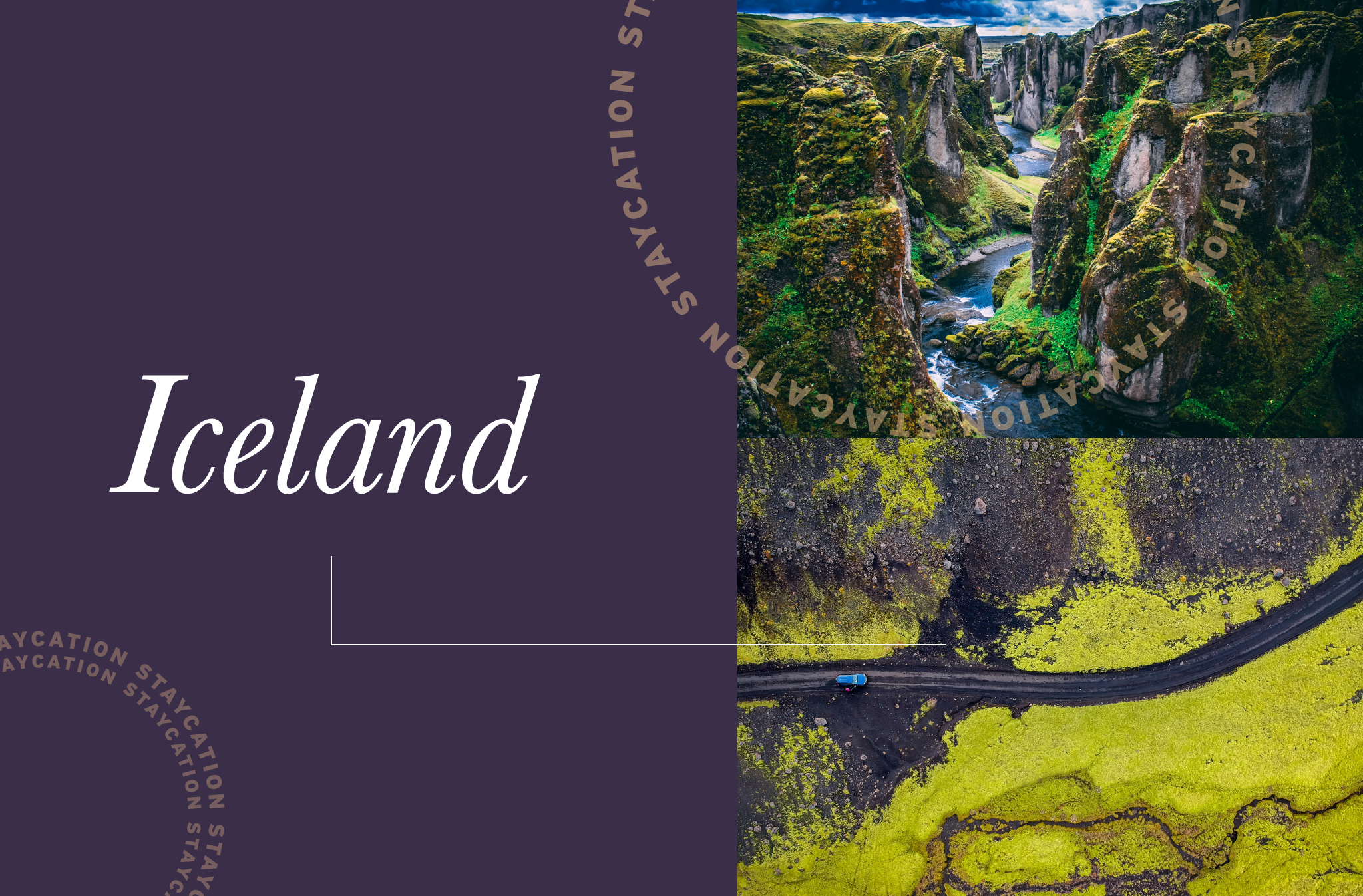 Iceland: An Imaginary Vacation