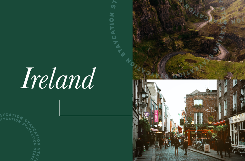 Ireland: An Imaginary Vacation