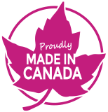 Made in Canada badge