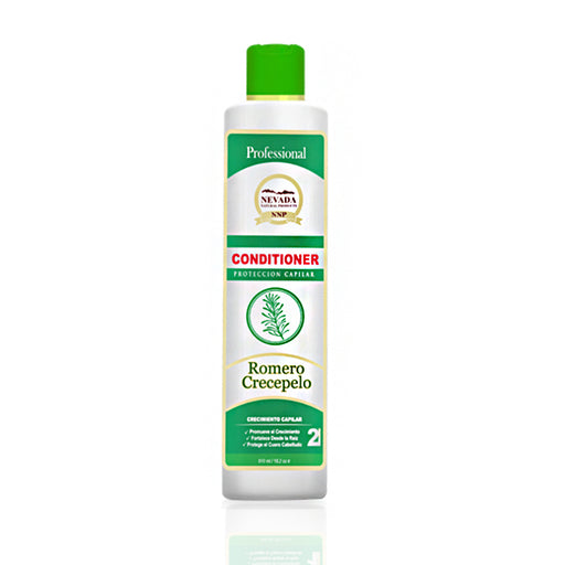 Hair Growth Conditioner - Romero Crecepelo 510 ml Nevada National Products - Mitchell Brands - Skin Lightening, Skin Brightening, Fade Dark Spots, Shea Butter, Hair Growth Products
