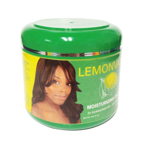 Lemonvate Moisturizing Cream NEW 250ml Mitchell Brands - Mitchell Brands - Skin Lightening, Skin Brightening, Fade Dark Spots, Shea Butter, Hair Growth Products
