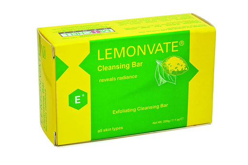 Lemonvate Exfoliating Soap 200g Mitchell Brands - Mitchell Brands - Skin Lightening, Skin Brightening, Fade Dark Spots, Shea Butter, Hair Growth Products