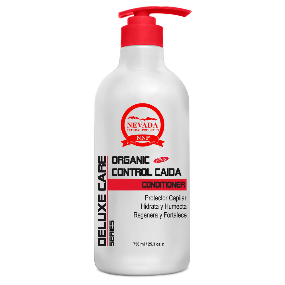 Organic Plus Control Conditioner 750ml Nevada National Products - Mitchell Brands - Skin Lightening, Skin Brightening, Fade Dark Spots, Shea Butter, Hair Growth Products