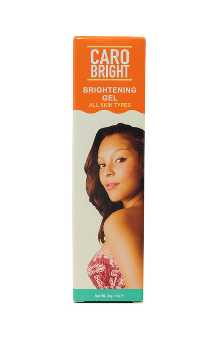 Caro Bright Brightening Gel 30g Caro Bright - Mitchell Brands - Skin Lightening, Skin Brightening, Fade Dark Spots, Shea Butter, Hair Growth Products