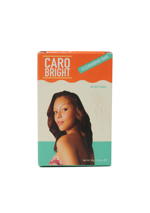 Caro Bright Cleansing Bar Soap 80 g/ 2.82 oz Mitchell Brands - Mitchell Brands - Skin Lightening, Skin Brightening, Fade Dark Spots, Shea Butter, Hair Growth Products