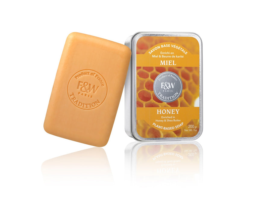Fair & White Tradition Honey Soap 200g Fair & White - Mitchell Brands - Skin Lightening, Skin Brightening, Fade Dark Spots, Shea Butter, Hair Growth Products