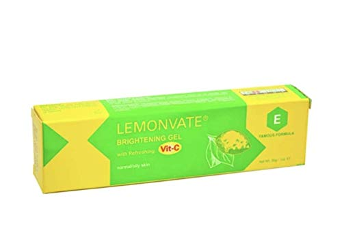 Lemonvate Brightening Gel - Vitamin C 30gm Mitchell Brands - Mitchell Brands - Skin Lightening, Skin Brightening, Fade Dark Spots, Shea Butter, Hair Growth Products