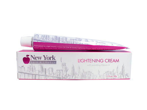 New York Fair & Lovely Lightening Cream New York Fair & Lovely - Mitchell Brands - Skin Lightening, Skin Brightening, Fade Dark Spots, Shea Butter, Hair Growth Products