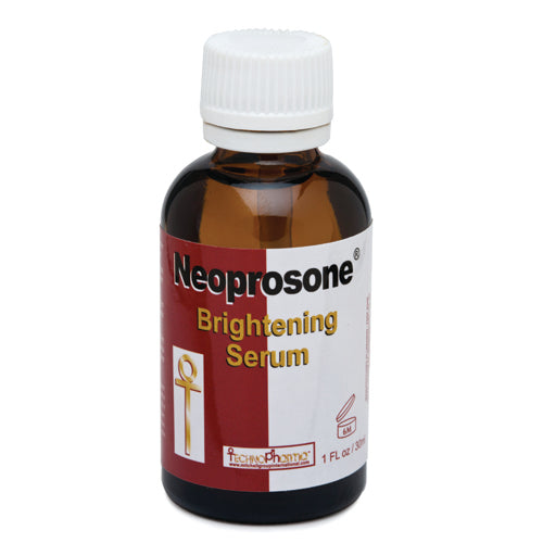 Neoprosone Technopharma Brightening Serum 30ml Neoprosone Technopharma - Mitchell Brands - Skin Lightening, Skin Brightening, Fade Dark Spots, Shea Butter, Hair Growth Products