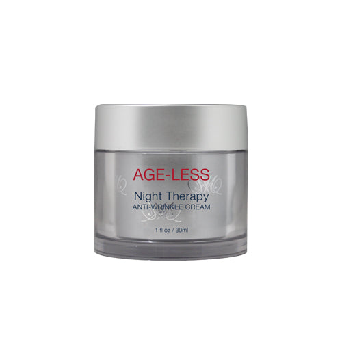 Ageless Night Therapy Anti-Wrinkle Cream 30ml Mitchell Brands - Mitchell Brands