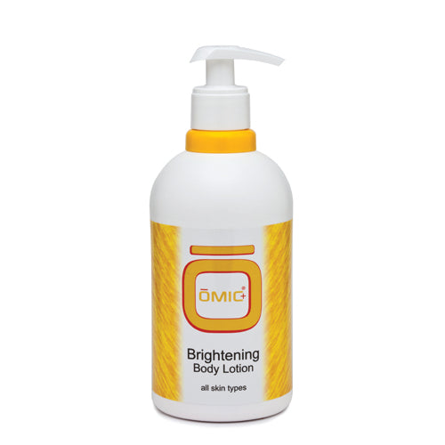 OMIC Brightening Body Lotion 500ml OMIC Original - Mitchell Brands - Skin Lightening, Skin Brightening, Fade Dark Spots, Shea Butter, Hair Growth Products