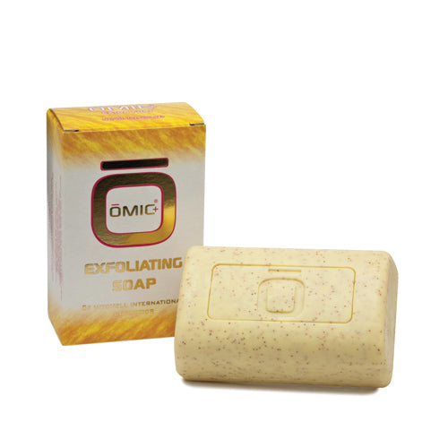 OMIC Original Exfoliating Soap 200g OMIC Original - Mitchell Brands - Skin Lightening, Skin Brightening, Fade Dark Spots, Shea Butter, Hair Growth Products