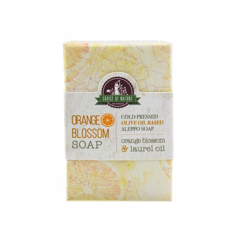 BOGO Aleppo Soap with Orange Blossom Oil mitchellbrands - Mitchell Brands - Skin Lightening, Skin Brightening, Fade Dark Spots, Shea Butter, Hair Growth Products