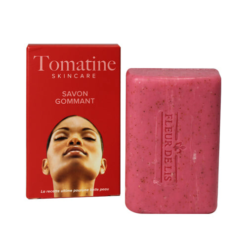 Tomatine Exfoliating Soap 200g Tomatine - Mitchell Brands - Skin Lightening, Skin Brightening, Fade Dark Spots, Shea Butter, Hair Growth Products