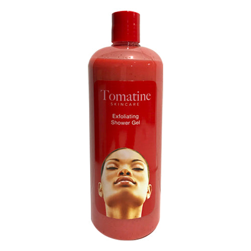 Tomatine Exfoliating Shower Gel 1000ml Mitchell Brands - Mitchell Brands - Skin Lightening, Skin Brightening, Fade Dark Spots, Shea Butter, Hair Growth Products