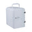 4L Mini Fridge (White) Mitchell Group USA, LLC - Mitchell Brands - Skin Lightening, Skin Brightening, Fade Dark Spots, Shea Butter, Hair Growth Products