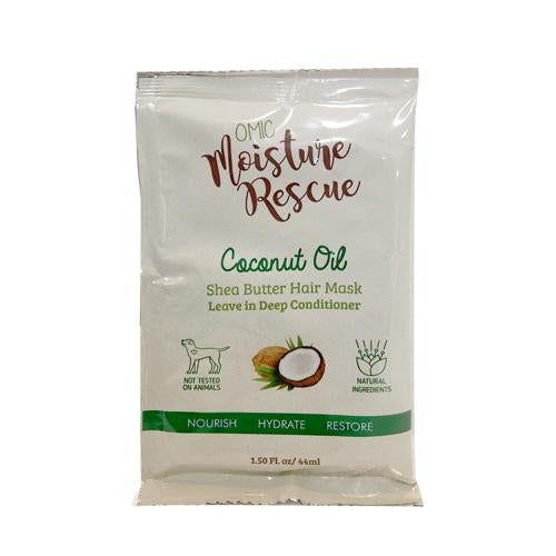 Moisture Rescue Coconut Oil & Shea Butter Hair Mask Mitchell Brands - Mitchell Brands - Skin Lightening, Skin Brightening, Fade Dark Spots, Shea Butter, Hair Growth Products