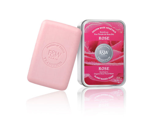 Fair & White Tradition Rose Soap 200g