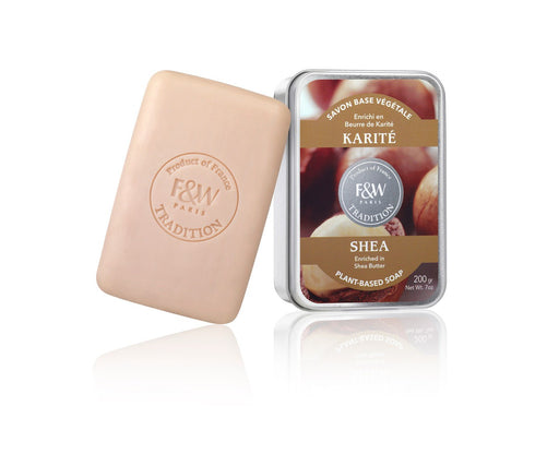 Fair & White Tradition Shea Butter Soap 200g Fair & White - Mitchell Brands - Skin Lightening, Skin Brightening, Fade Dark Spots, Shea Butter, Hair Growth Products