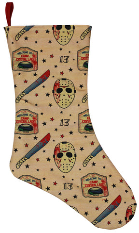 *F13 Tattoo Stocking