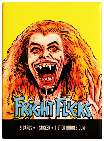Fright Flicks Fright Night Magnet