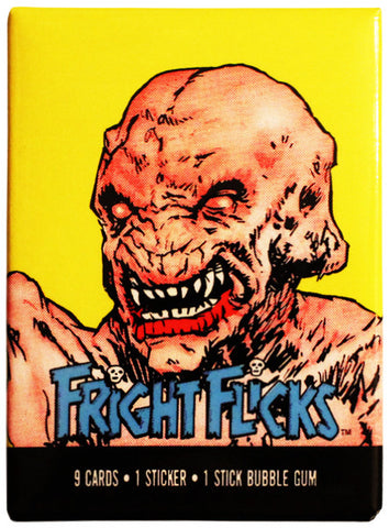 Fright Flicks Pumpkinhead Magnet