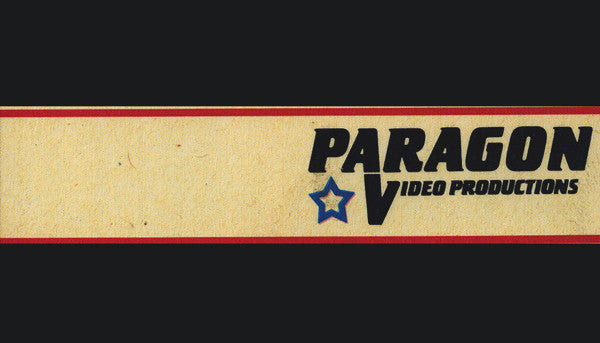 Paragon Video Label (Striped logo)