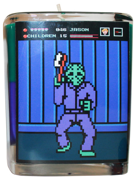 NES Jason Candle