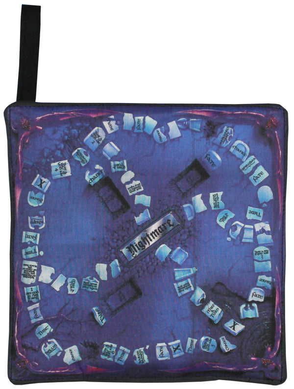 Nightmare Board Game Pot Holder