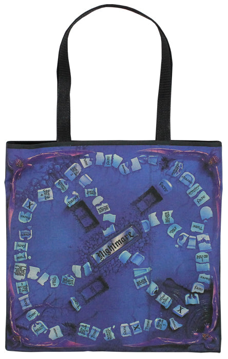 Nightmare Board Game Tote Bag