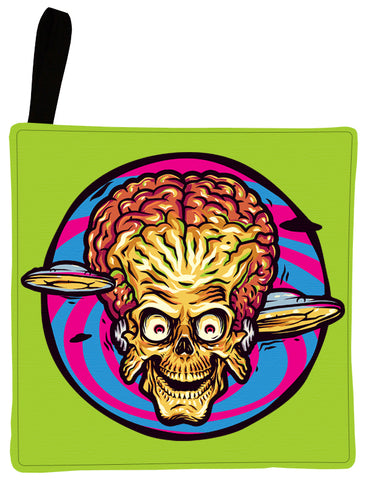 Ack Ack Pot Holder