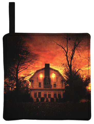 Amityville Pot Holder