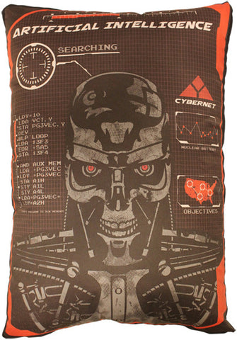 Artificial Intelligence Pillow