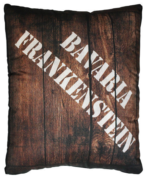 Bavaria Frankenstein Pillow
