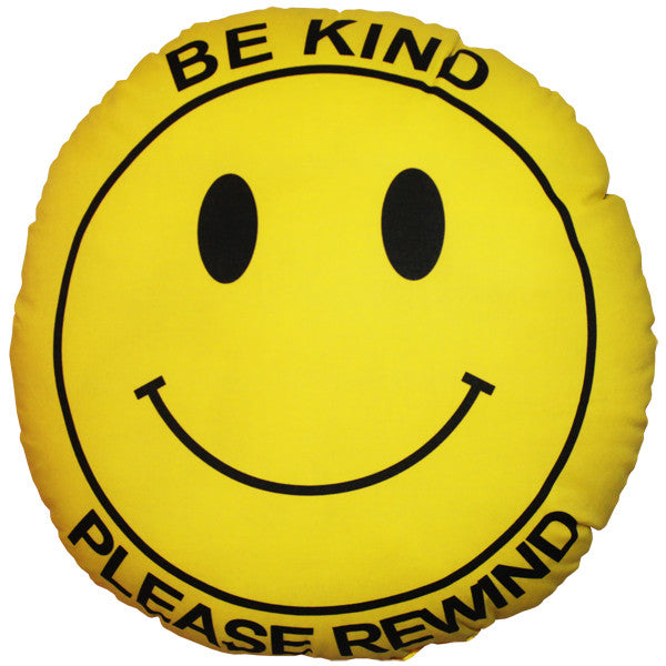 Be Kind Please Rewind Pillow